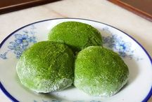 Matcha Cream Daifuku