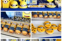 Graces party / My minion party