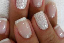 FOR THE BRIDE: Nails / Beautiful nails for your wedding day
