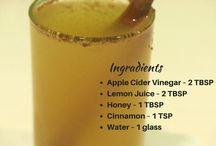 Terveelliset juomat