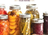 Canning & Preserving / Recipes and information - all about canning, and otherwise preserving food to last. / by Camilla Jones