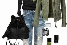 Clothes / What I would love to dress like!