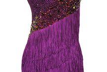 Danca de salao (vestidos)