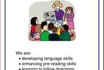 Kindergarten types of play descriptions