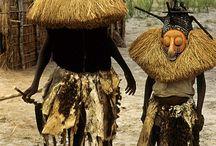 Congo-Brazzaville/Republic of Congo and Katanga / includes Mangbetu,Yaka Tribe Portuguese Congo  / by Tibet Tenzin