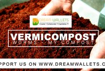 VERMICOMPOST / Our main aim is to contribute in clean India and green India concept started by our PM Narendra Modi.The idea is basically based on the concept of vermicoposting but the change we have done in this project is to collect waste from vegetable market.