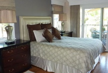Master bedroom / by Mandy Ball
