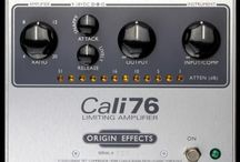 """Large Format Compressors / Our 1176-inspired, Class-A, FET compressor have come about through a genuine desire to produce highly-musical, superior-quality audio-tools, that just cannot be matched by profit-maximising, """"off-the-shelf"""" fx pedals."""