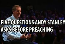 Preaching, Teaching, & Communication / Posts about preaching, teaching, and communication.