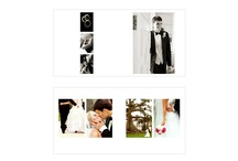 Wedding Album lay-outs
