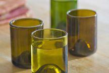 glass bottle craft