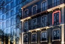 Hotels interiors&architecture