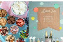 Food Bar ideas