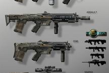 Arsenal weaponary