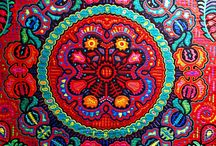 textiles by Fumiko Nakayama