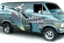 Chevrolet Gustom Van