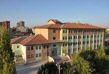 Sabiha Gökçen Ortaokulu / Karaman-Merkez-Sabiha Gökçen Ortaokulu