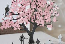 Paper Cutting - 3D