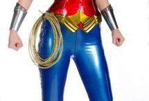 Wonderwoman kapow!