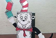 Dr. Seuss / by Ann Crowder