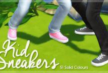 Sims 4 Niños