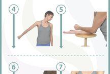 ejercicios extiramientos