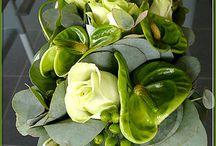 bloemstuk anthurium