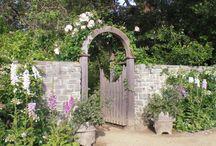 Zahrada a prístavba