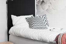 Sovrum tonårsrum
