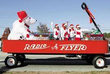 Christmas Parade / Float options