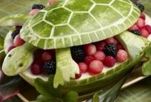 Fun Food / by Janet Kawash