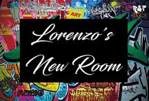 Lorenzo's Bedroom Update 2017