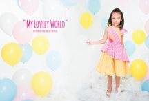 Everlasting Kids / Colorfull Batik for Kids Dedicated for our little girls n boys Design by VanyAustin n EL' Our page fb : Everlasting KIDS 0817851776 http://www.everlastingbatik.co.id