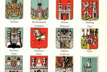 Heraldika / Znaky