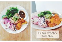 Whole30 / by Megan Groh