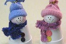 Winter crafts / by Michelle Cloutier