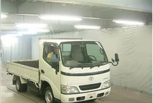 Toyota Dyna Truck 2007 White - High quality trucks available / Refer:Ninki26724 Make:Toyota Model:Dyna Truck Year:2007 Displacement:2500cc Steering:RHD Transmissio:MT Color:White FOB Price:10,800 USD Fuel:Diesel Seats  Exterior Color:White Interior Color:Gray Mileage:217,000 km Chasis NO:KDY230-7024678 Drive type  Car type:Trucks