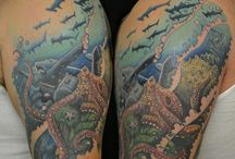 Tattoos / Some of my tattoos, and then whatever else I find that is neat, beautiful, or all around awesome