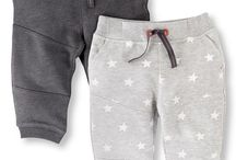 Kids pants jogger fleece / Kids