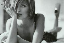 Linda Evangelista / My Favorite Original Supermodel