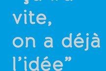 Phrases de clients...