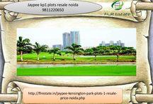 jaypee kensington park plots 9811220650 resale noida expressway