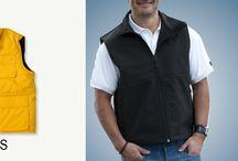 Custom Vests / Find Custom promotional Vests online