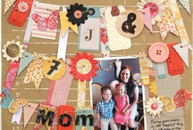 Scrapbook pages / by Crystal Smith-Colburn