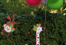 Avery's 2nd birthday  / by Amanda Myers