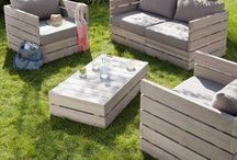 Furniture pallet