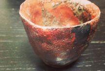 Japan ceramic art / pottery