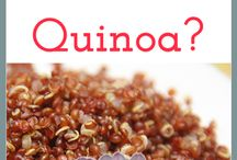 Quinoa / A new food to try soon