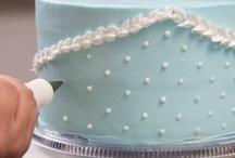 Cakes / by Cheryl Ellenburg