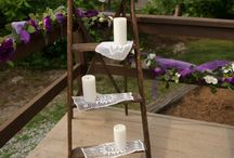 Vintage Country Wedding Decoration Ideas